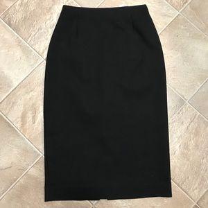 Black Pencil Skirt by H&M